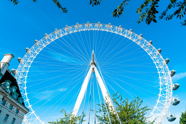 London sightseeing - London Eye
