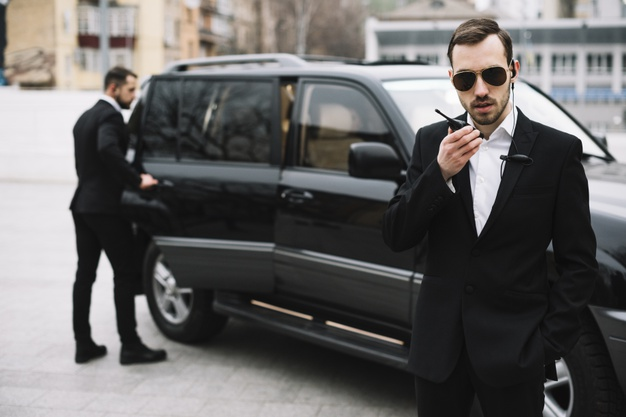 Close Protection Corporate Chauffeur Service for Safe and Secure Ride